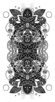 zentangles abstract zentangle zen tangles