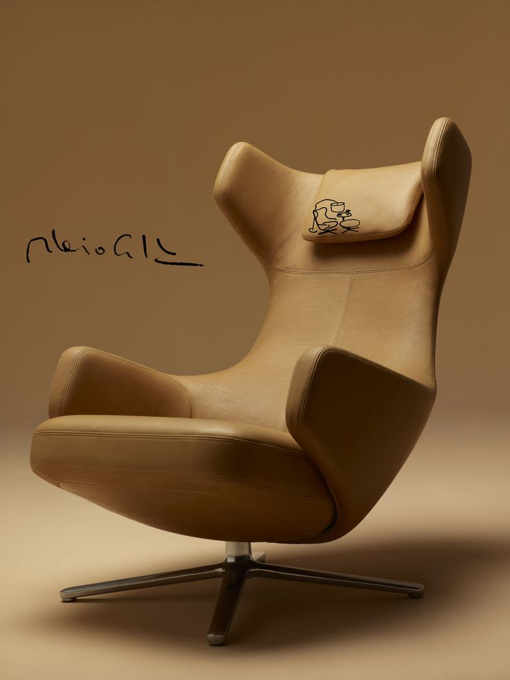 Vitra Grand Repos Signed By Antonio Citterio. Exclusively For The Be  Original Americas Auction,