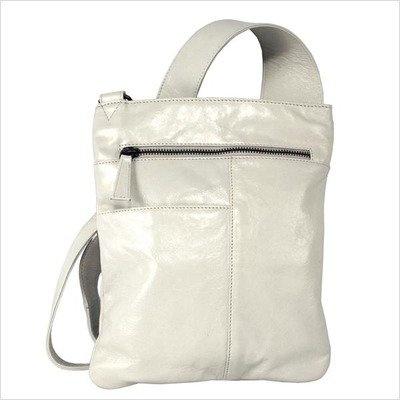 I love white leather!