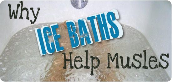 The benefits of ice baths on muscle recovery from tough workouts plus how long to sit in your cold tub and how cold should it be? Great for runners, weight lifting, and sore muscles.