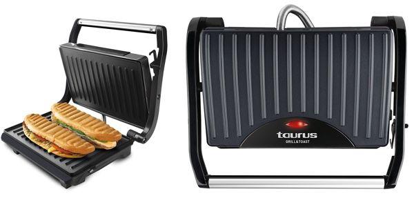 Chollazo Sandwichera Grill Taurus Toast Co Por Sólo 19 47 De Descuento Sandwichera Cocina Rapida Bocadillos