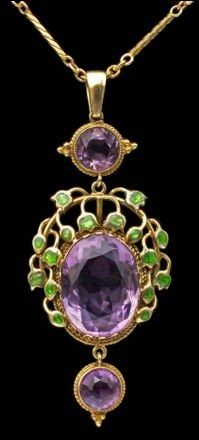 Art Nouveau Jewelry, Liberty of London | JV