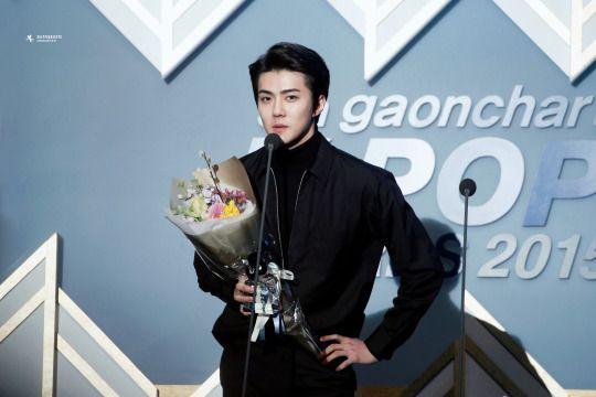 Sehun - 160217 5th Gaon Chart K-POP Awards DAILYEXO
