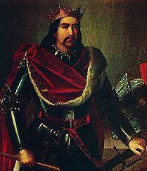 Pedro II de Aragón, el Católico (Huesca, julio de 11781 - Muret (actual Francia) 13 de septiembre de 1213), rey de Aragón, conde de Barcelona (1196-1213) y señor de Montpellier (1204-1213). Hijo de Alfonso II el Casto de Aragón y Sancha de Castilla.