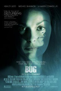 An unhinged war veteran holes up with a lonely woman in a spooky Oklahoma motel room. The line between reality and delusion is blurred as they discover a bug infestation.