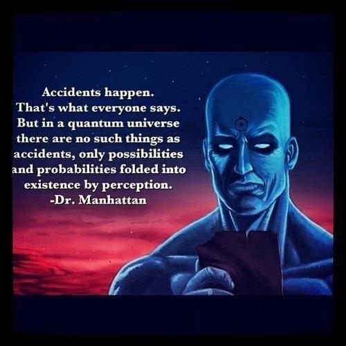Dr. Manhattan (Watchmen)