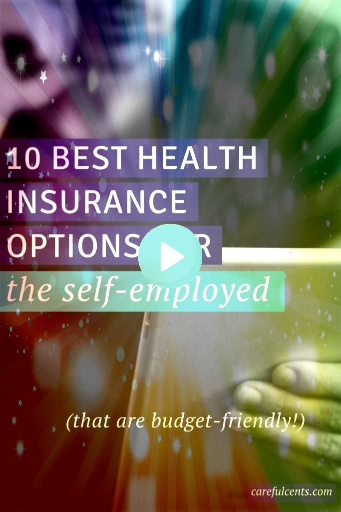 Selfemployed Affordable Insurance Options Health 2019 1010