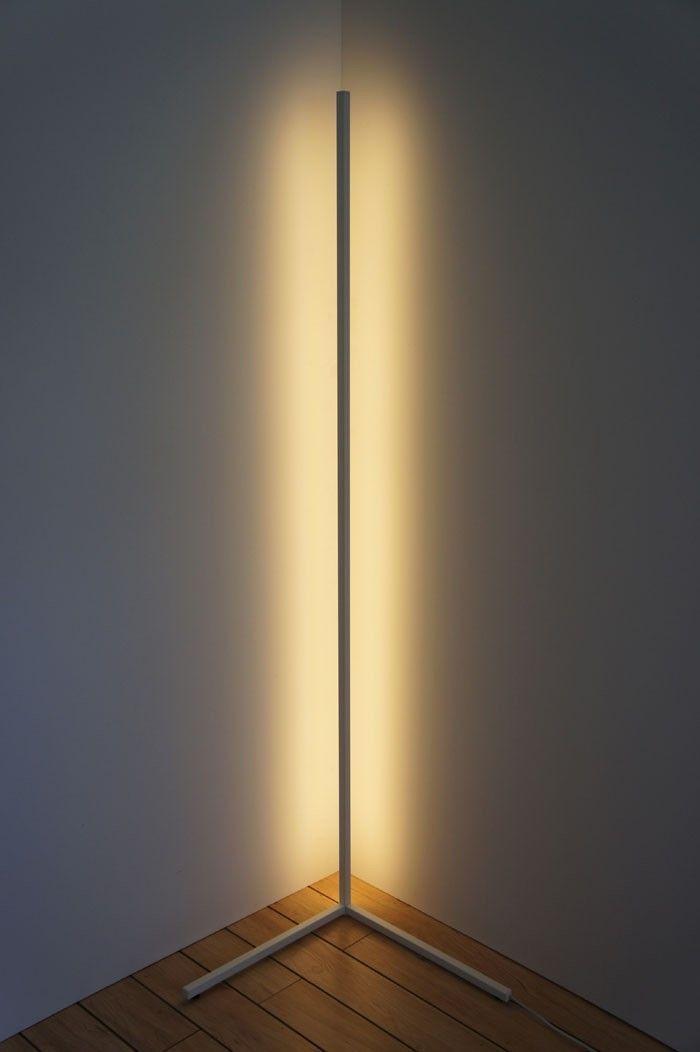 Ecke helles Licht Scott Klinker Design – #design #…