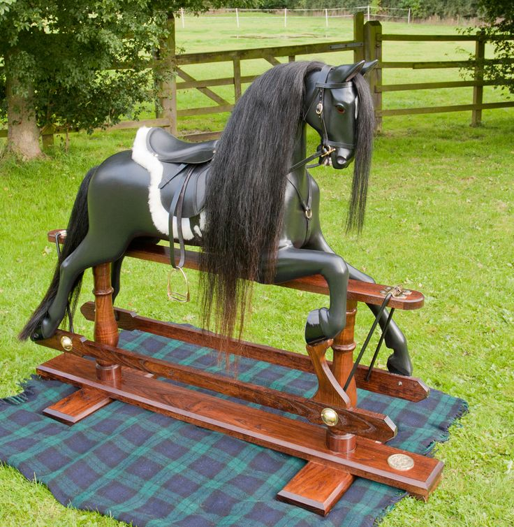 17 best images about rocking horses on pinterest antiques beautiful hands and rocking horses. Black Bedroom Furniture Sets. Home Design Ideas
