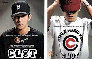 The Hong Kong brand of Edison Chen: CLOT