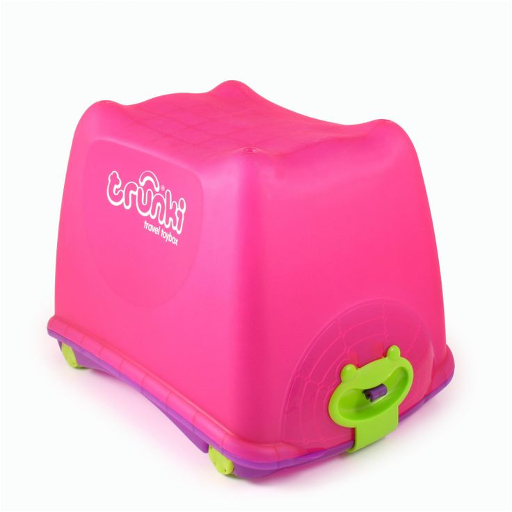 Trunki Toy Box Pink