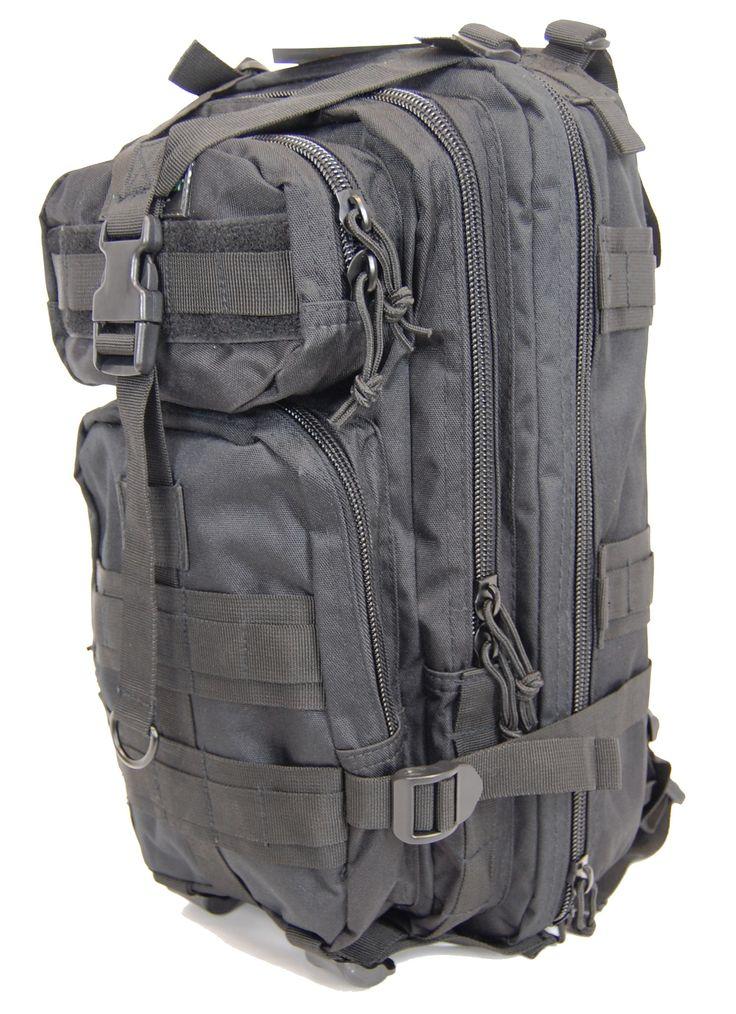 Microraptor Small Backpack - Empty