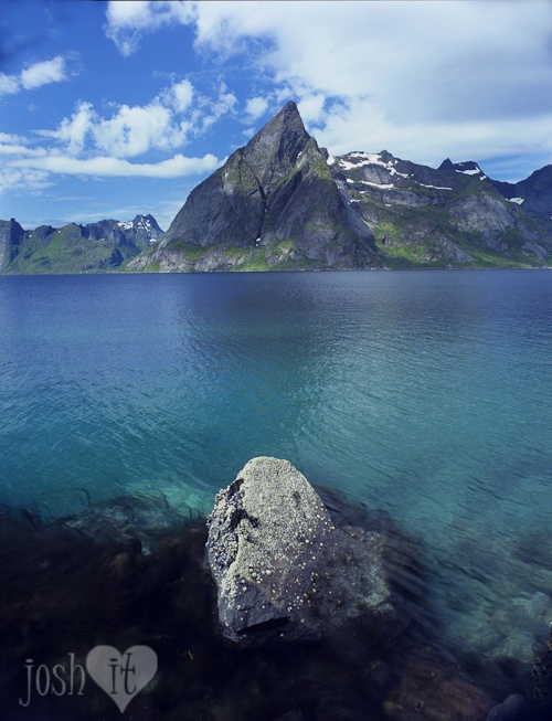 Lofoten Islands, Northern Norway