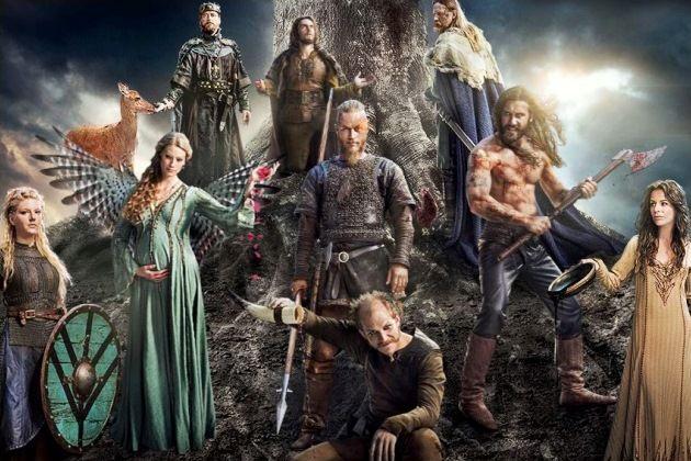 #Vikings: segunda temporada comprova consolidação da série