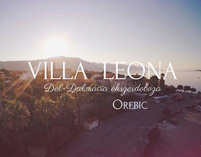 "Check out new work on my @Behance portfolio: ""Villa Leona"" http://on.be.net/1Gj5Zbs"