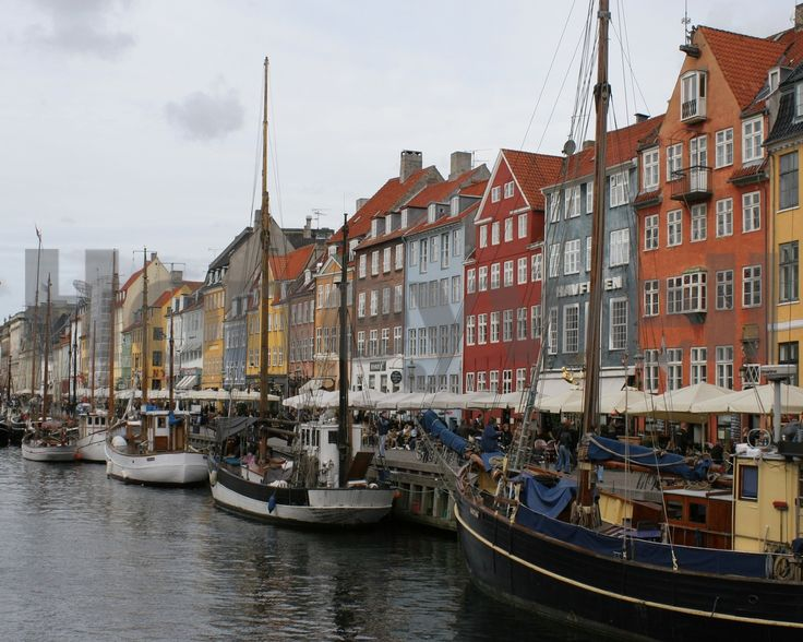 Kopenhaga, Dania  Honeywell Calendar