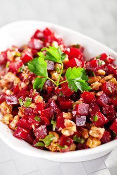 Thermomix Rezepte zum Abnehmen: Rote Beete Salat