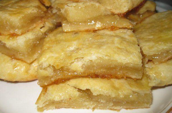 Рецепты блюд лимонный пирог на сметане с безе