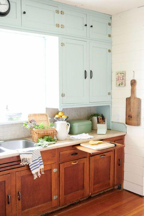 Kitchen Design Vintage