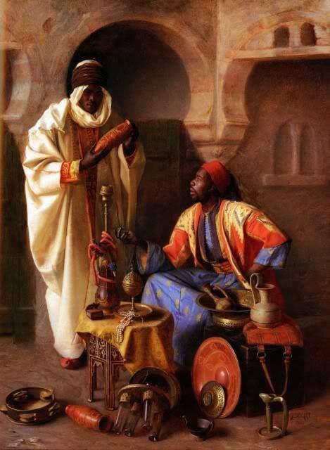 Two Moorish men. #moors #moor #african #moorish