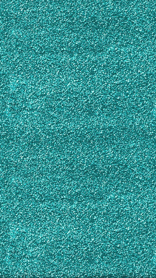 Cyan Glitter Texture iPhone Wallpapers sparkle glitter