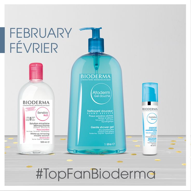 bioderma top fan contests   Share the love ❤️ Like and comment our Facebook posts this month for a chance to be our February Top Fan: our most engaging fan this month will receive our 3 go-to products!
