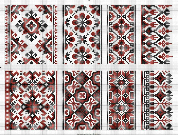Free Easy Cross, Pattern Maker, PCStitch Charts + Free Historic Old Pattern Books: Ukrainian Embroidery 1930 - украинские вышивки 1930. For royal alpaca sweater?