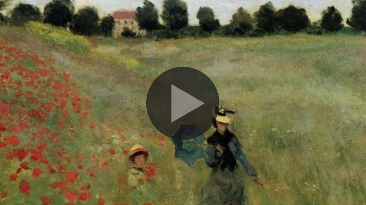 Da sempre, Claude Monet è considerato uno dei fondatori dell'Impressionismo. Nato nel 1840 a Parigi, trascorse gran parte dell'infanzia e dell'adolescenza
