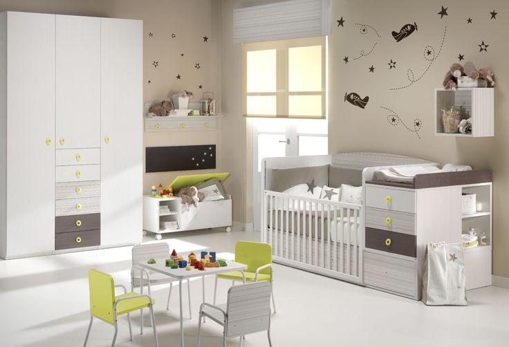 Culle per neonati: La cameretta del bambino