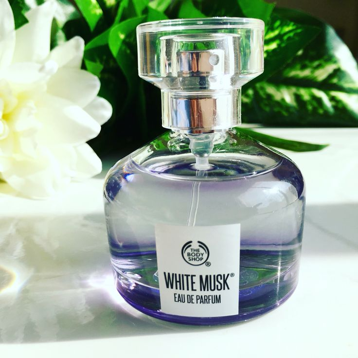 The Body Shop - white musk !