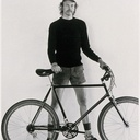 Gary Fisher - the man behind the mountain bike.- LOVE my bike -use it weekly