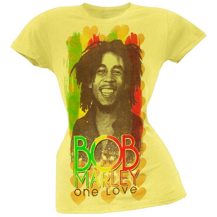 Bob Marley - One Love Plus Size Women's T-Shirt