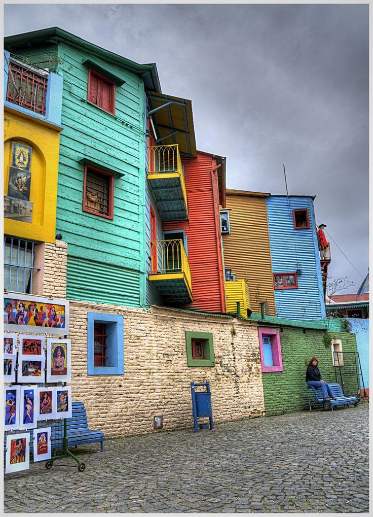 Barrio de La Boca, Buenos Aires