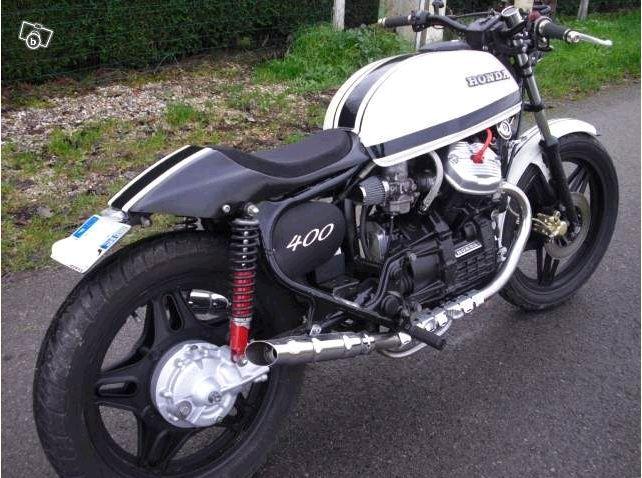honda cx 400 cafe racer moto bike pinterest honda. Black Bedroom Furniture Sets. Home Design Ideas