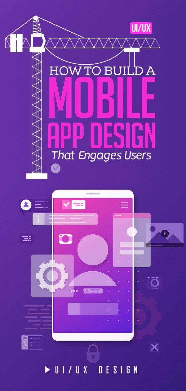 How to Build a Mobile App Design That Engages Users  #uidesign #uxdesign #mobile…