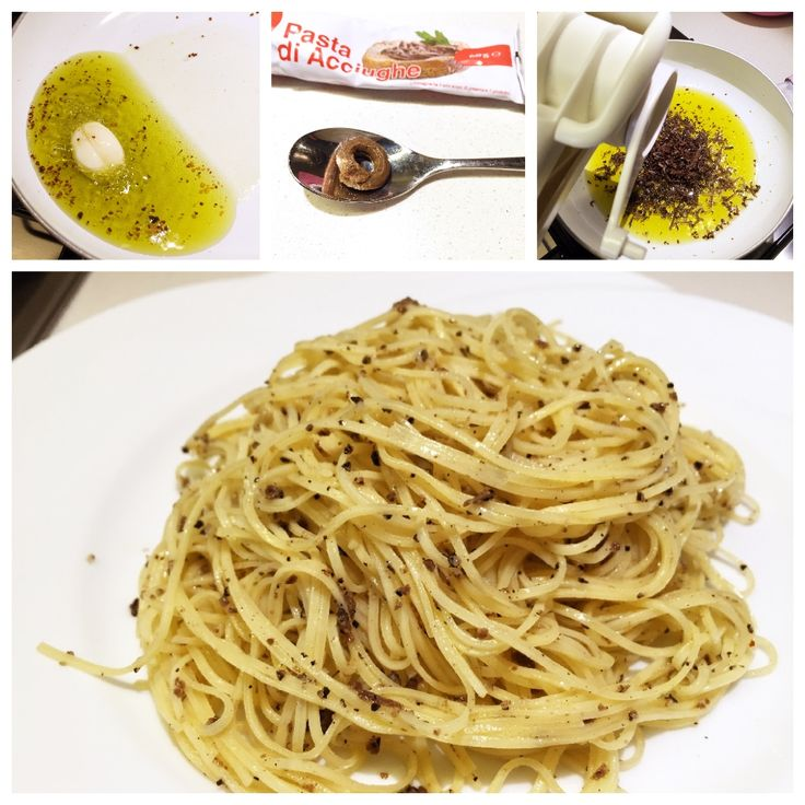 La pasta al tartufo è molto semplice da preparare, ma per la buona riuscita è importante utilizzare tartufi profumati e olio extravergine d'oliva di buona qualità.