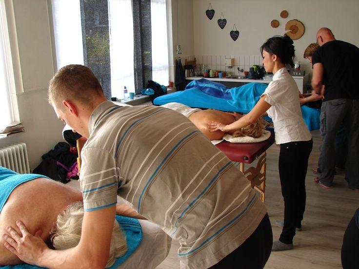 Klassieke massage cursus van Kopos! Inschrijven kan nog!