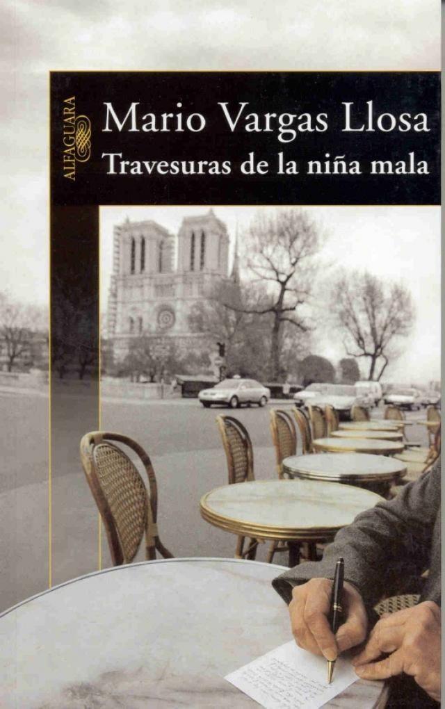 Me encanta Vargas Llosa.