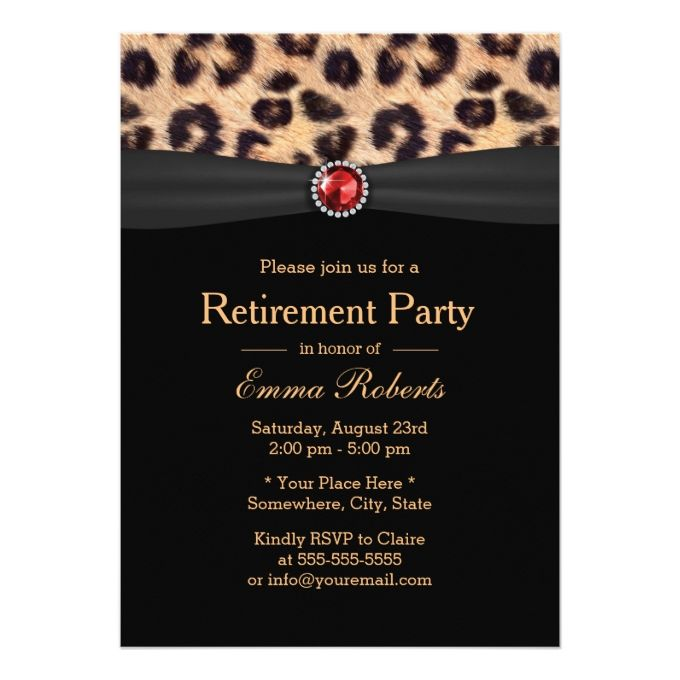 Best Farewell Party Invitations Images On