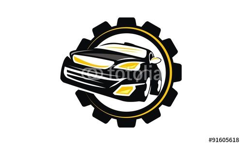 Autocar  Buy this logo template now only at the lowest price!!! #Vector #logo #Template #LogoCheapestPrice #icon #Fotolia