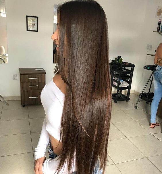 So glätten Sie Ihr Haar ohne Hitze: Einfache Schritte #einfache #glätten #Haar #Hitze #Ihr #o…