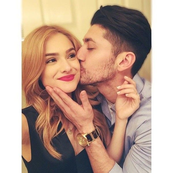Chachi and Josh Leyva Chachi Gonzales ❤ liked on Polyvore