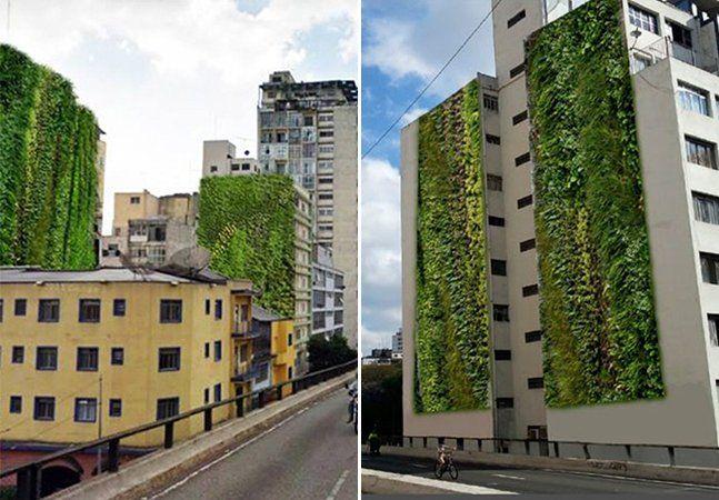 Mais uma novidade boa está chegando para melhorar o Elevado Costa e Silva, em São Paulo, contribuindo ainda mais para um cidade mais agradável e mais verde. Em breve, será instalado o primeirojardim vertical permanente em um dos edifícios do famoso Minhocão. Elaborada pelo Movimento 90º, a estrutura começou a ser montada no dia 4 de julho, na empena cega (paredes lisas, externas e sem janelas na parte externa de prédios) doCondomínio Edifício Huds, localizado na Rua Helvétia, 965. O jardim…