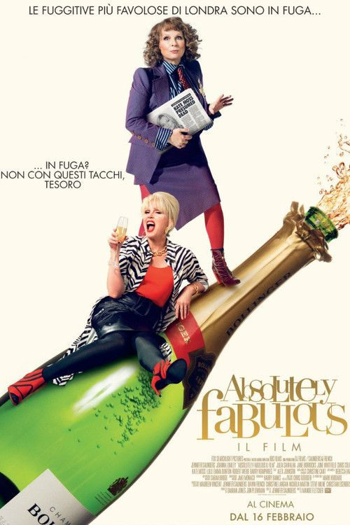 Watch Absolutely Fabulous: The Movie Full Movie Online