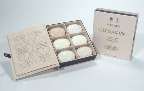 Bronnley Herbarium Fine English Soap