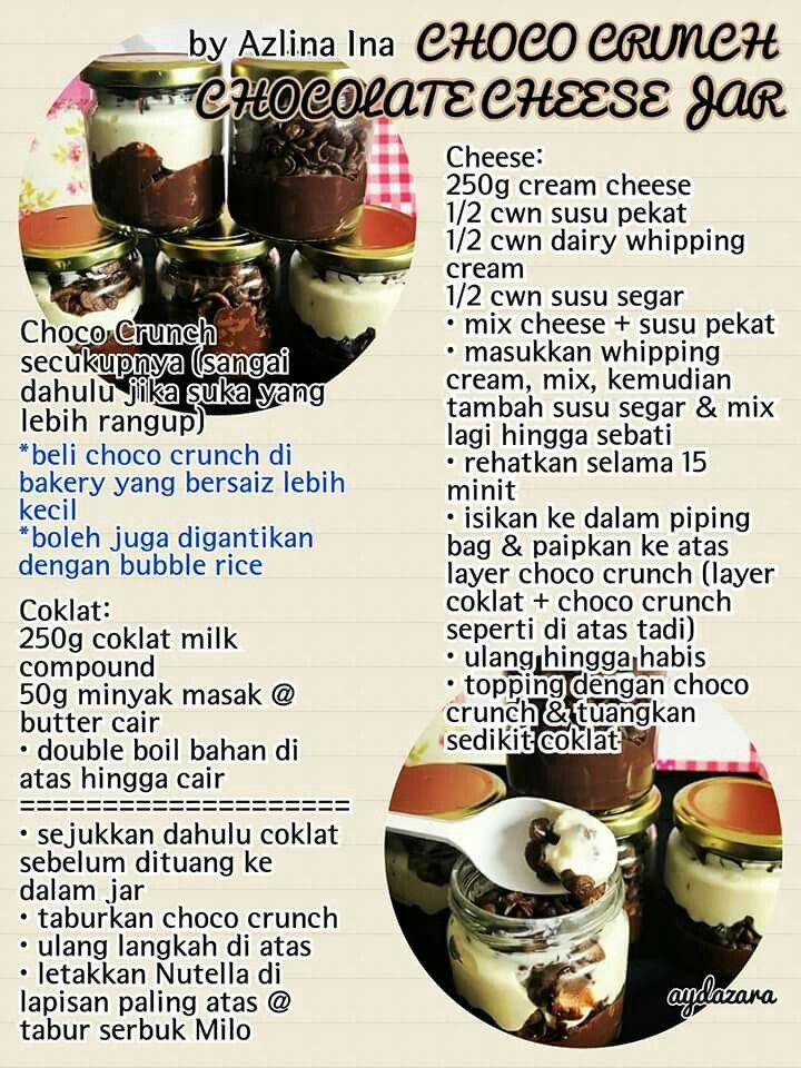 Chocolate Jar Chocolate Jar Choco Jar Meals In A Jar