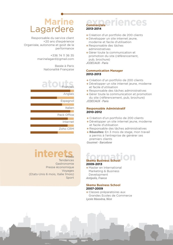 8 best dots simple resume template images on pinterest