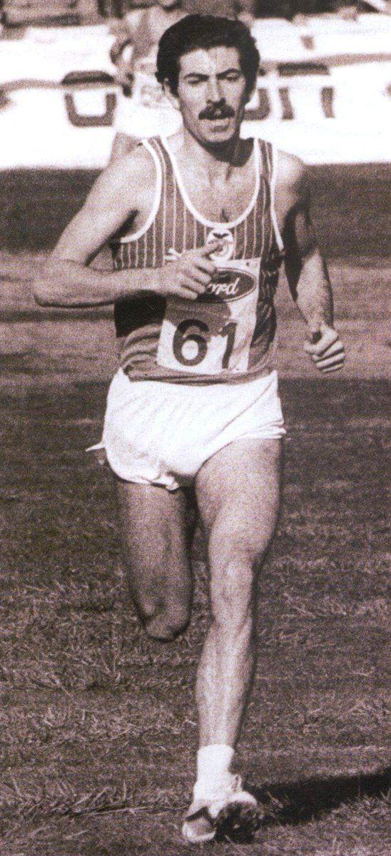 Ex-atleta do Benfica, medalha de bronze nos 5.000 metros dos Jogos Olímpicos de 1984.