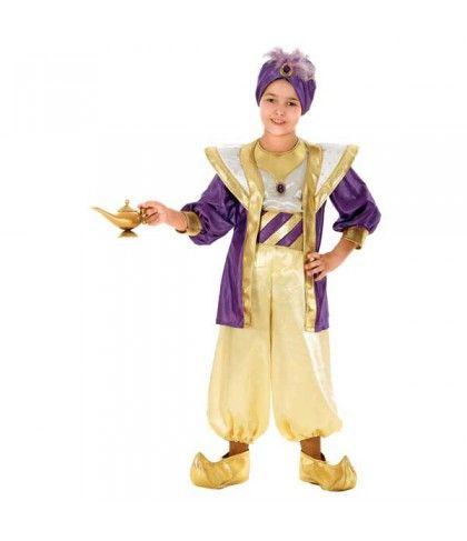 Αλαντίν και το μαγικό λυχνάρι στολή για αγόρια