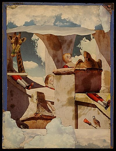 Citation: Porte Ottomane et Grece, between 1966 and 1971. Joseph Cornell papers, Archives of American Art, Smithsonian Institution.